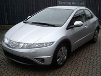 begagnade Honda Civic bilar