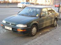 usados Honda Concerto coches