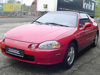 used Honda CR-X cars