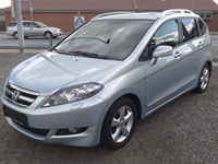 used Honda FR-V cars
