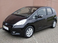 second-hand Honda Jazz mașini