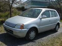second-hand Honda Logo mașini