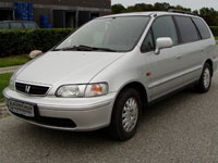 used Honda Shuttle cars