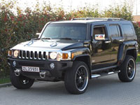 second-hand Hummer H3 mașini