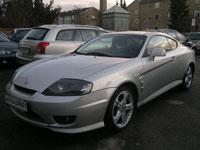 used Hyundai Coupé cars