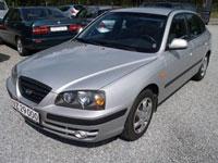 usados Hyundai Elantra coches