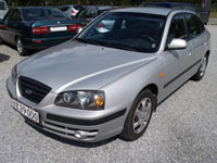 begagnade Hyundai Elantra bilar