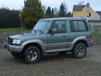 used Hyundai Galloper cars