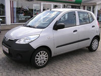 begagnade Hyundai i10 bilar