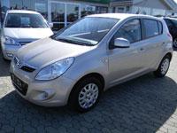 used Hyundai i20 cars