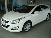 begagnade Hyundai i40 bilar
