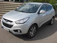 begagnade Hyundai ix35 bilar