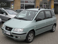 used Hyundai Matrix cars