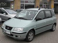 begagnade Hyundai Matrix bilar