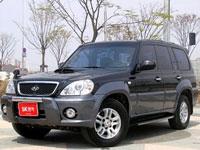 begagnade Hyundai Terracan bilar