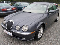 begagnade Jaguar S-Type bilar