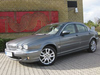 begagnade Jaguar X-type bilar