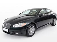 brugte Jaguar XF biler