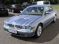 second-hand Jaguar XJ8 mașini