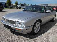 second-hand Jaguar XJR mașini