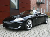 usate Jaguar XKR auto