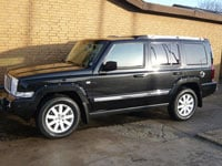 usate Jeep Commander auto