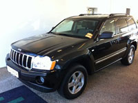 usados Jeep Grand Cherokee coches