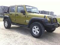 usate Jeep Wrangler auto