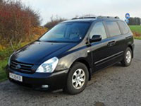 used Kia Carnival cars