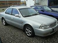 usados Kia Clarus coches