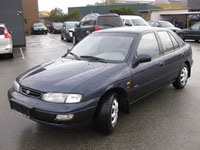 used Kia Sephia cars