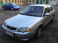 brugte Kia Shuma biler