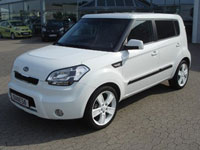 used Kia Soul cars