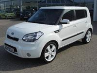 używane Kia Soul samochody