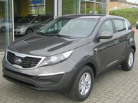 used Kia Sportage cars
