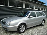 käytetty Lancia Lybra auton
