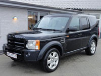 second-hand Land Rover Discovery 3 mașini