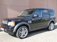 second-hand Land Rover Discovery 4 mașini