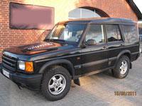 begagnade Land Rover Discovery bilar