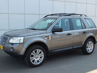 begagnade Land Rover Freelander 2 bilar