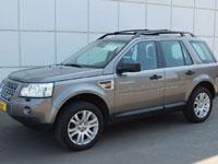 begagnade Land Rover Freelander 2 bilar
