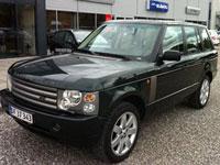 usate Land Rover Range Rover auto