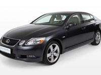 begagnade Lexus GS-Series bilar