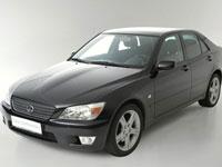 begagnade Lexus IS-Series bilar