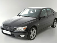 begagnade Lexus IS-Series bilar