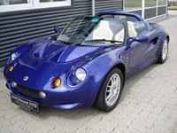 käytetty Lotus Elise auton