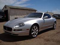 usate Maserati Coupé auto
