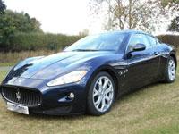 second-hand Maserati Granturismo mașini