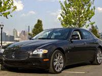 second-hand Maserati Quattroporte mașini