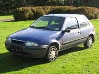 brugte Mazda 121 biler